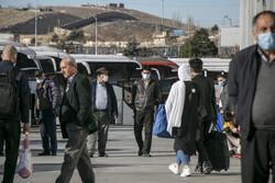 تعداد مسافران پایانه مرکزی تبریز حدود ۶۰ درصد افزایش یافت
