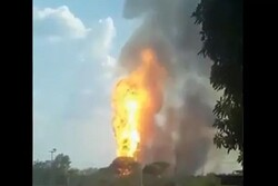 Explosion rocks PDVSA gas pipeline in Venezuela (+VIDEO)