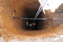 سقوط کارگر ۳۷ ساله در چاه ۷ متری در اصفهان