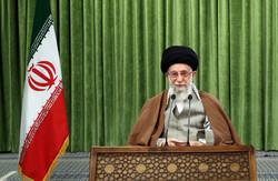 خطاب قائد الثورة الاسلامية بمناسبة حلول العام الهجري الشمسي الجديد/ بالصور