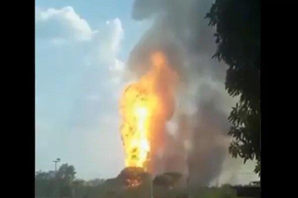 Explosion rocks PDVSA gas pipeline in Venezuela (+VIDEO)
