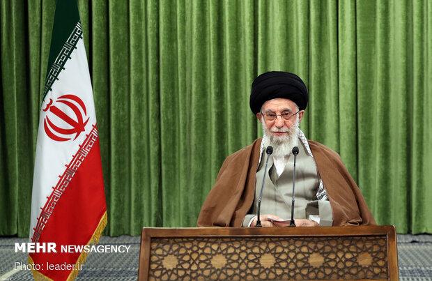 سخنرانی رهبر معظم انقلاب به مناسبت سال نو