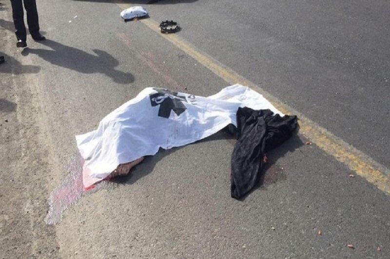 تصادف ۲ پراید در حمیدیه ۴ کشته برجا گذاشت