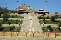 İlam'daki Dereşehr kentine sanal bir yolculuk