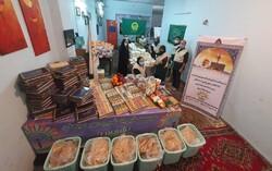 «شمس» رقم زننده شادی شب عید یک هزار و دویست خانواده کم برخوردار