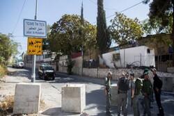 کرانه باختری و نوارغزه فردا از سوی رژیم صهیونیستی مسدود میشوند