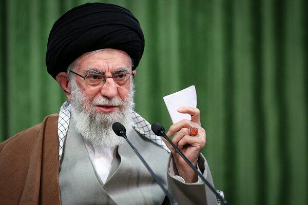 Leader reiterates Iran's final say on JCPOA