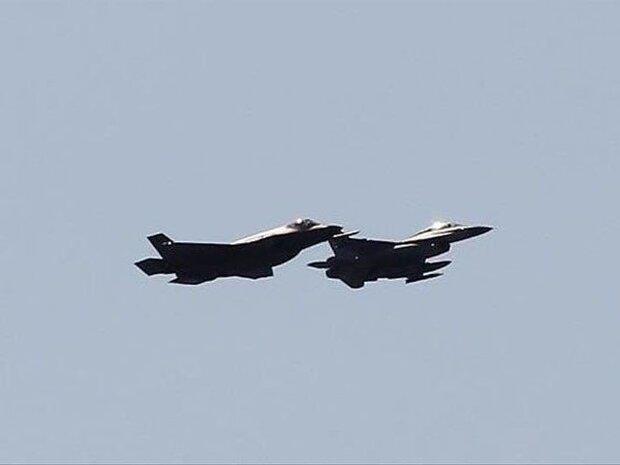 تائیوان کی فوج کے دو لڑاکا طیارے تصادم کے بعد سمندر برد ہوگئے