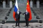 موسكو وبكين: نرفض الألعاب الجيوسياسية والعقوبات
