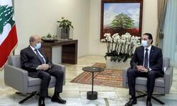 دیدار بی نتیجه سعد الحریری با میشل عون/سندی که حریری منتشر کرد