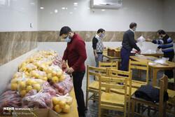 بیش از ۴۰۰ بسته ارزاق ویژه شب عید  در مناطق محروم توزیع شد