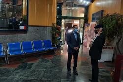 انتظامی به تماشای «خون شد» نشست/ عذرخواهی آقای مدیر از سینماگران