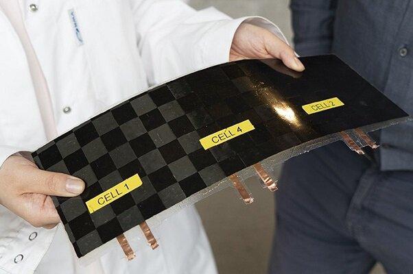 باتری فوق باریک و سبک برای خودروهای برقی تولید شد