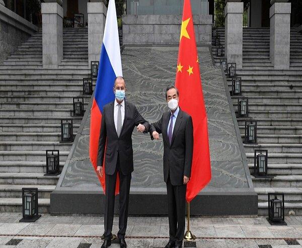 Despite criticism, Moscow, Beinjing get united against EU, US