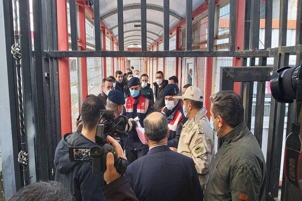 21 prisoners swapped between Iran, Turkey