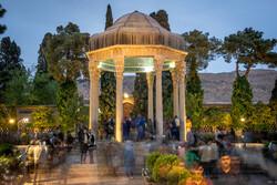 نگاه بین المللی به برگزاری یاد روز حافظ در شیراز