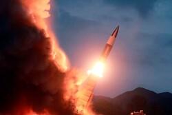 شمالی کوریا کا ایٹمی وار ہیڈ لے جانے کی صلاحیت رکھنے والے میزائلوں کا تجربہ