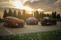 تولید سریعترین خودروی برقی سه چرخ دنیا