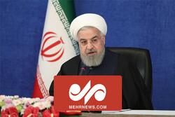روحانی: در گمرکها کالاهای فراوانی انبار شده است