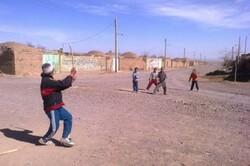 بازی محلی پرهیجان «چو و پل» میراث ناملموس شهرستان نائین