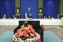 روحاني: تصريحات قائد الثورة سحبت ذريعة دول 5 + 1