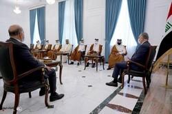 دعوت وزیر خارجه قطر از «الکاظمی» و «صالح» برای سفر به «دوحه»