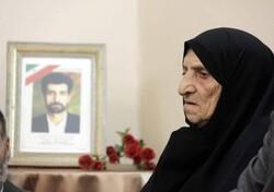 مادر خبرنگار شهید «محمود صارمی» درگذشت