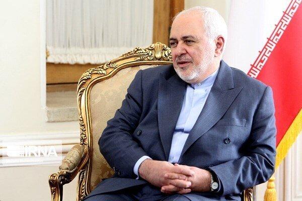 Iran's Zarif congrats Pakistan on Independence Day