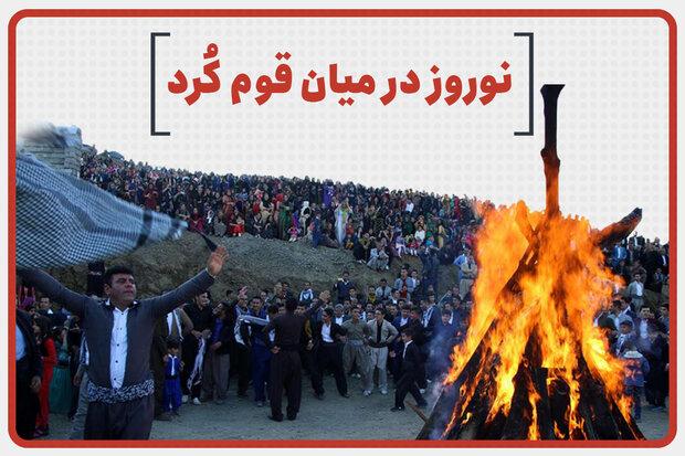 نوروز در میان قوم کرد