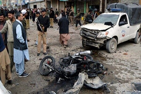 16 people killed, wounded in a bomb blast in Pakistan Chaman