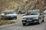 ترافیک در محورهای کندوان و هراز سنگین است