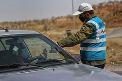 جلوگیری از ترددهای غیرضروری در جاده های ایلام