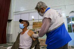۱۱۵ هزار نفر در خوزستان واکسیناسیون کرونایی شدند