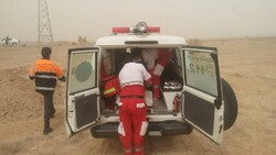 نجات ۲۱۹ نفر در ۷۶ حادثه شهری و جادهای اصفهان طی ۱۰ روز اخیر