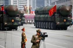 N Korea test fires a ballistic missile