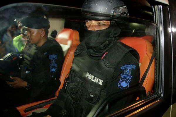 کشف یک بسته مشکوک در جاکارتا / یگان خنثی سازی بمب به محل اعزام شد