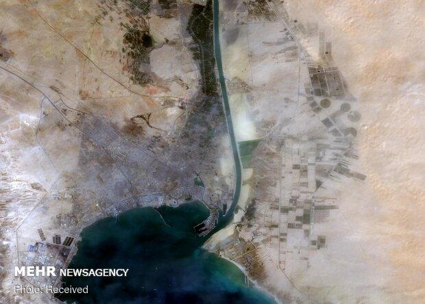 Suez Canal closure