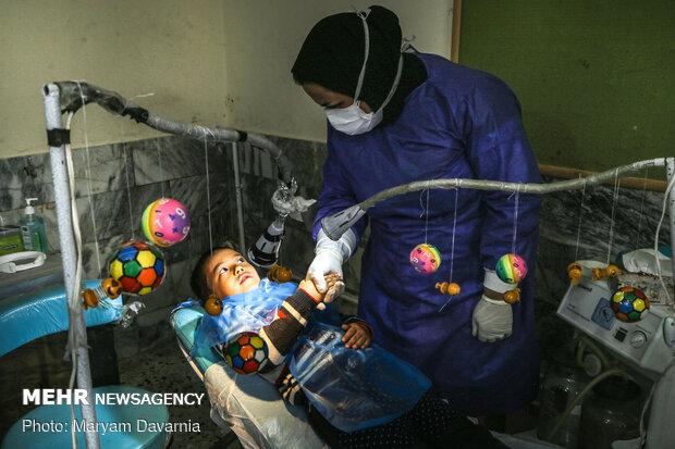 پذیرش دانشجو در پودمانی «بهداشت دندانپزشکی» در علوم پزشکی تهران