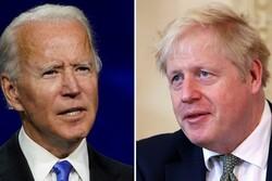 Joe Biden ile Boris Johnson New York'ta görüştü