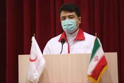 خدماترسانی بیش از ۱۷۰۰ امدادگر در طرح نوروزی هلال احمر کرمانشاه