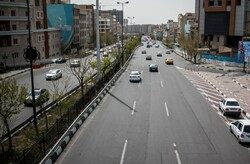 تشریح وضعیت ترافیکی معابر پایتخت