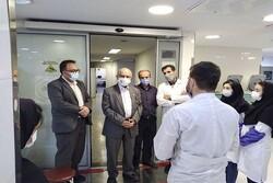 ذخایر خون پایتخت مورد ارزیابی قرار گرفت