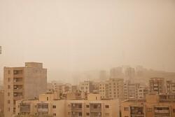 هوای ۲ شهرستان کرمانشاه در وضعیت ناسالم قرار گرفت
