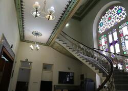 عمارت تاریخی مؤسسه حکمت و فلسفه برای گردشگران گشوده شد