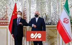 ایران اور چین نے 25 سالہ جامع معاہدے پر دستخط  کردیئے