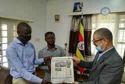 انجمن روزنامه نگاران اوگاندا عید نوروز را به ملت ایران تبریک گفت