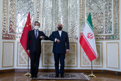 China calls for boosting coop. with Iran under Raeisi admin.