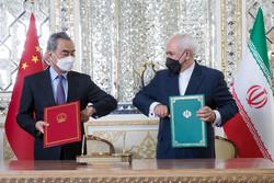 FM Zarif provides more details of Sino-Iranian doc.