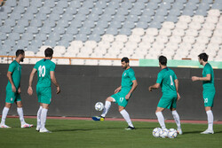 Iran football team to travel to Bahrain on May 31
