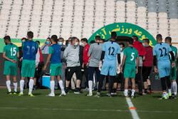 این تیم ملی از نظر تدارکات ضعیف ترین تیم ملی ایران است